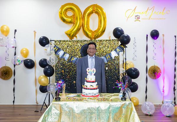 AJ's 90th Birthday