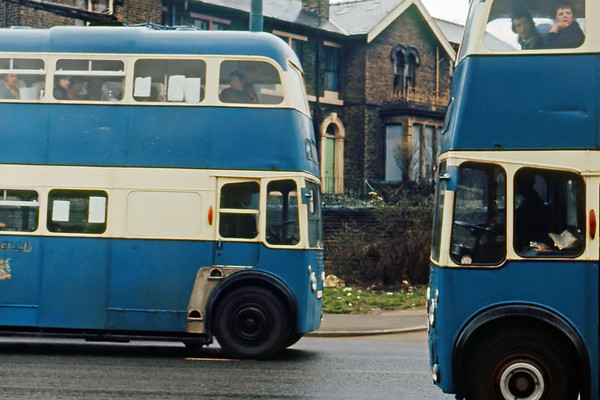 The Last Rites of the Bradford Trolleybuses