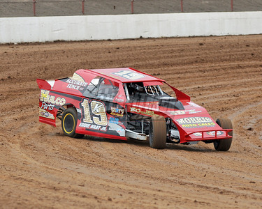 2012 Select Modifieds, Lucas Oil Speedway