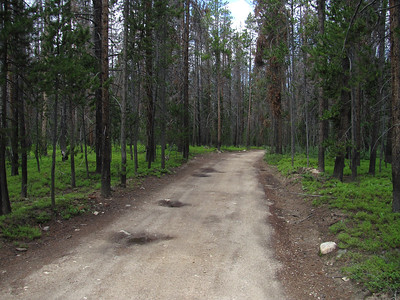 CO- Calamity Pass