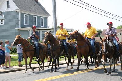 Chincoteague Horses 2009
