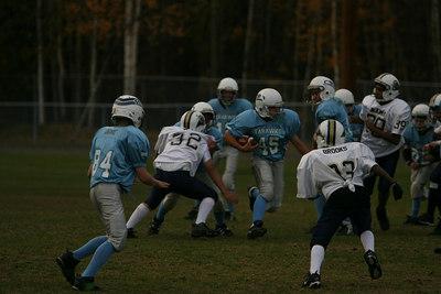 Juniors- Sept 20 Playoff Seahawks vs Rams