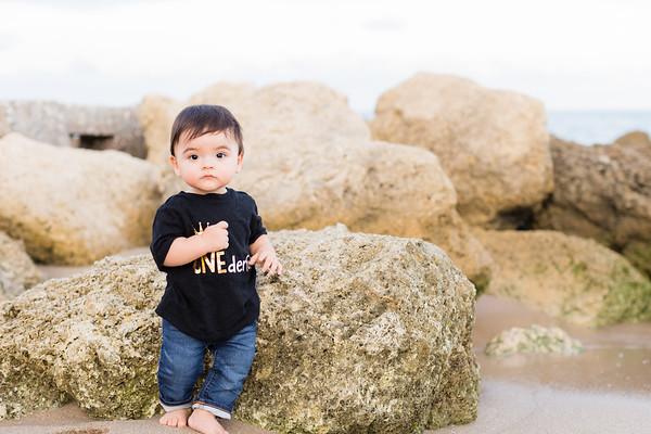 Joaquin 1 Year Old
