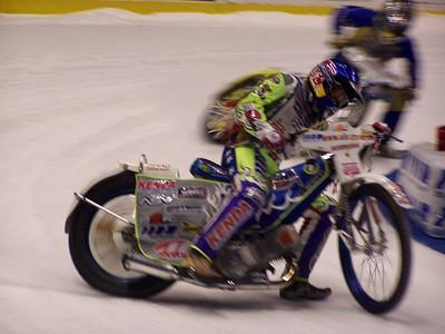XIIR - Xtreme International Ice Racing - U.S. Bank Arena - Cincinnati - 8 Jan. '05