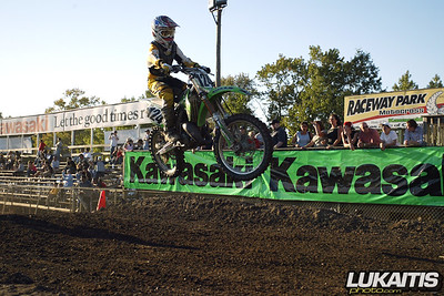Kawasaki Race of Champions, Saturday October 1, 2005