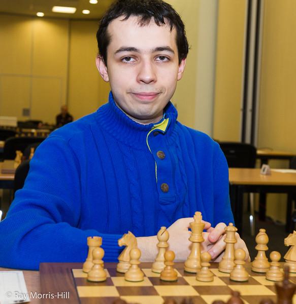 FIDE Open:  Aleksandr Lenderman