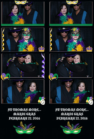 "St. Thomas More ""Madri Gras"""