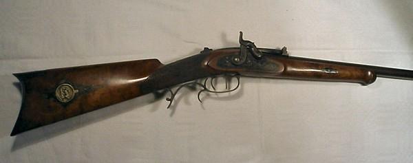 Patent half stock sporting rifle (NSN) 2
