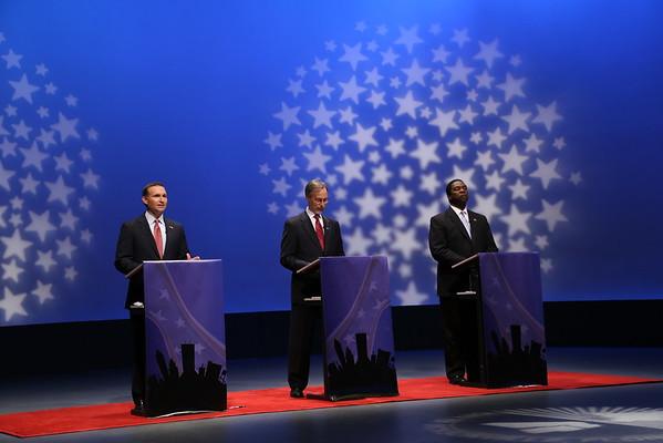Jacksonville 2015: Mayoral Debate