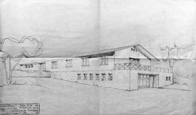 Ein Harod: Layout and Public Buildings - 1948-1950