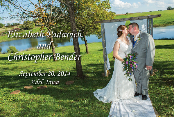 Bridal Album Inside Spreads