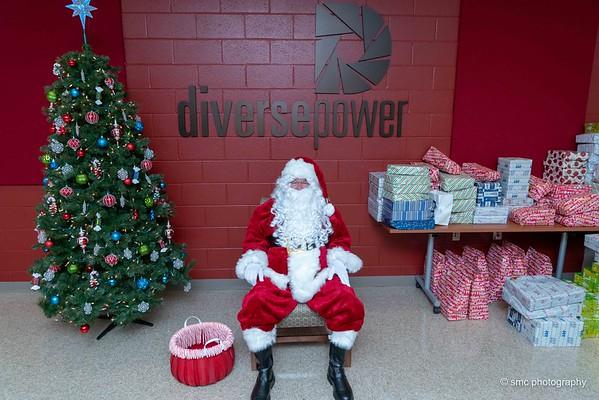 Diverse Power Children Christmas 2018