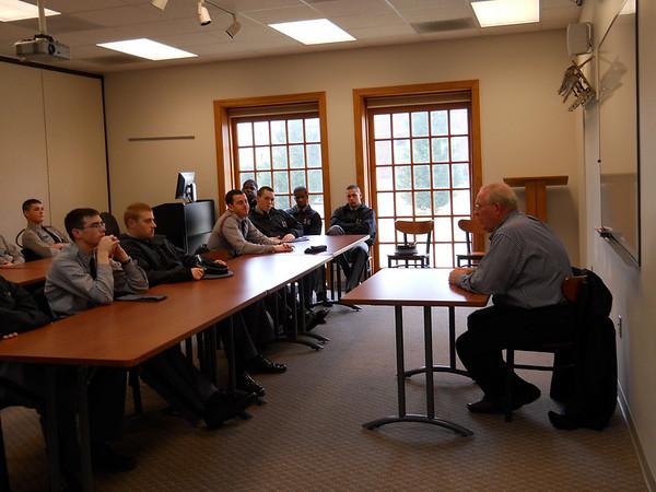 Alumni Speaker Day 2011