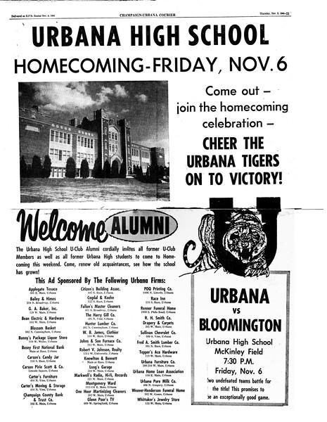 Urbana Homecoming
