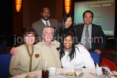 Mohegan Sun Casino - Employee of the Season - March 17, 2009