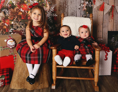 Giada & Twins Christmas Mini