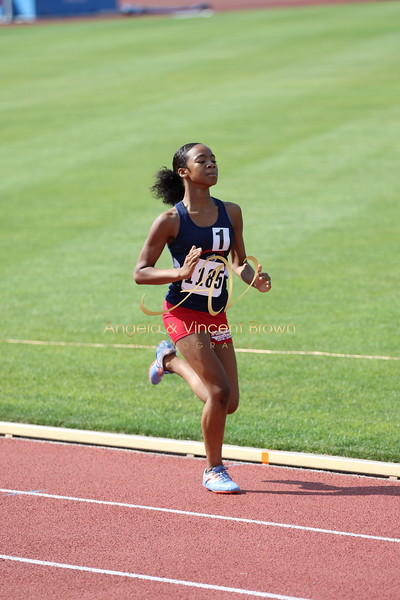 2017 AAU RegQual : Girls 400m