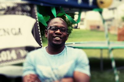Cyndy Mtenga - 2014 Highschool Graduation Party