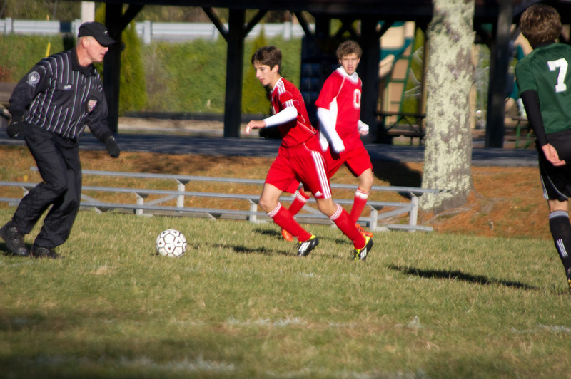 HHS Soccer 2012 Playoffs