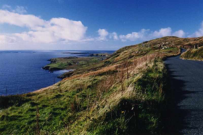 Skyroad in Clifden