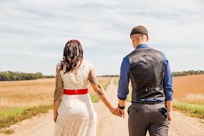 Jess and Thom Wedding