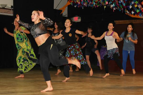 Paloma's Quinonez Dance Class