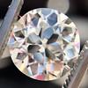 2.35ct Old European Cut Diamond GIA J VS2 2