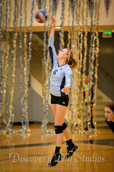 Hailey Volleyball 11-1-2012