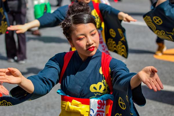 Japan 2014 Shibuya Festival Parade