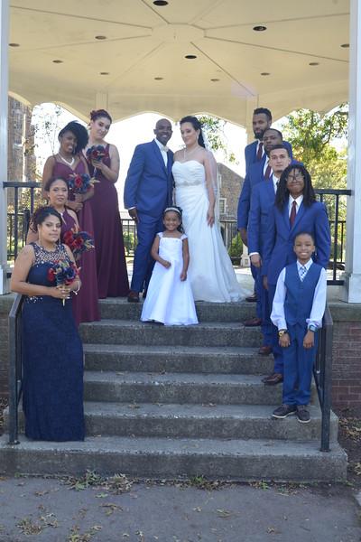 The Williams Wedding Celebration