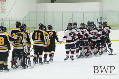 St. Laurence vs. Benet Academy - 10/24/2010