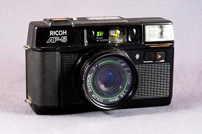 Ricoh AF-5, 1982