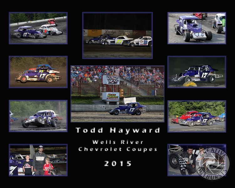 2015 Racing Collages