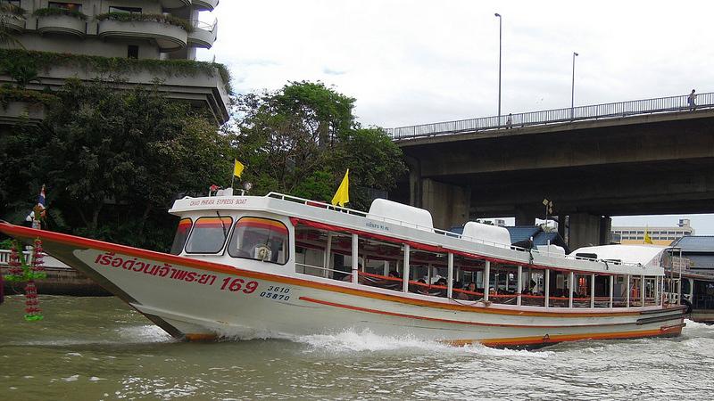 Chao Phraya Express Boat Service, Bangkok