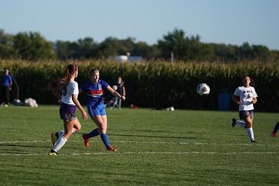 LB Girls' Soccer Goal Shots vs Ada (2019-10-09)
