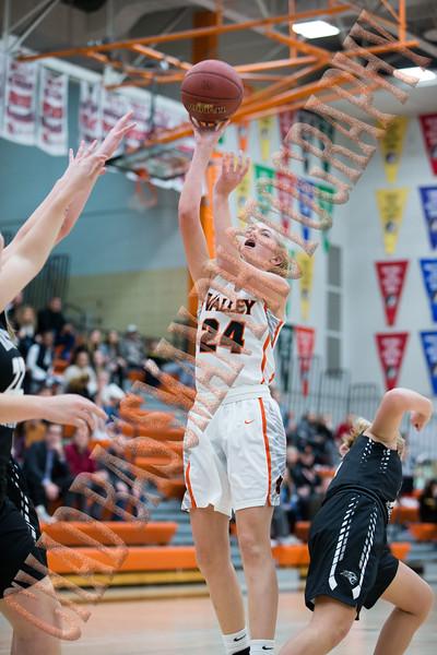 12/15/17 Centennial @ VHS Girl's Basketball