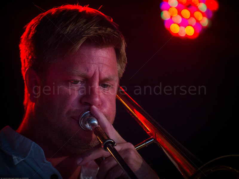 Stina Stenerud & her Soul Replacement at Tapperiet at Notodden Blues Festival 2013 Tarjei Grimsby
