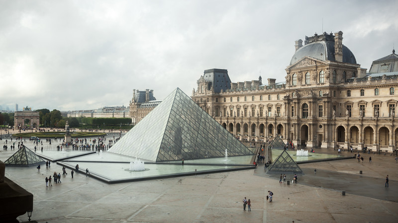 2013 09/13: A Day at the Louvre