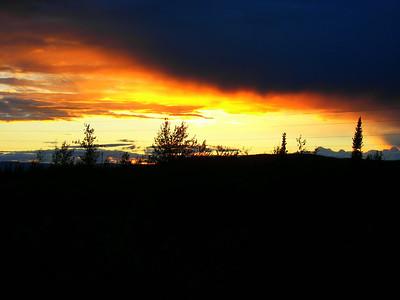 Goodby Alaska
