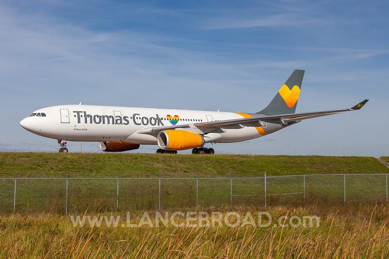 Thomas Cook A330-200 - G-MDBD - MCO