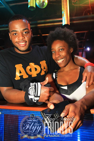 The Party About Nothing @ Flyy Fridays hosted by ALPHA PHI ALPHA