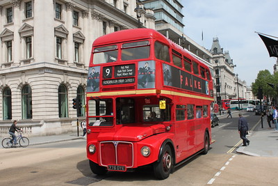 TFL Bus Routes