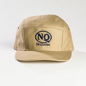 No Quotes New Caps