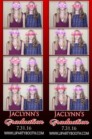 Jaclynn's Graduation