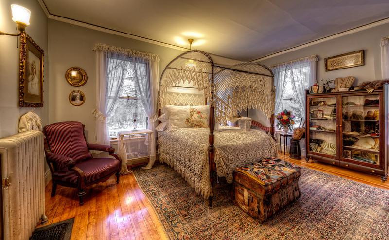 The Whitney Bedroom