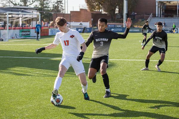 Boy's Soccer: Platte County vs Neosho