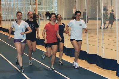 Practice LU Indoors'11
