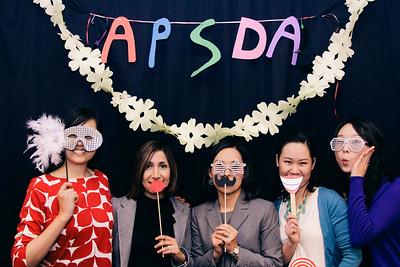 2015 APSDA Annual Dinner