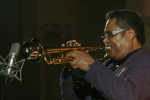 2009 (2) Jon Faddis with Joe LoCascio Trio