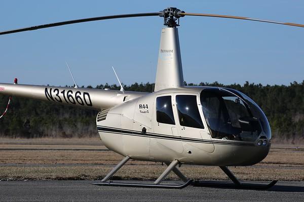 "Protocom 2006 Robinson R-44 ""Raven II"", Norfolk, 20Jan18"